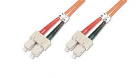 Оптична корда дуплекс 50/125 SC-SC, 40m, KF