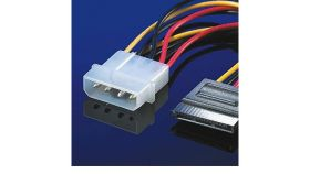Захранващ кабел Power cable S-ATA (11.03.1055)