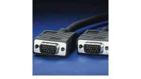 VGA кабел HD15 M/M, 2,0 м , Quality