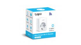 Управляем контакт TP-LINK Tapo P100(1бр.), Wi-Fi, 2,3KW