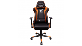 Геймърски стол Gigabyte Aorus AGC300 rev2.0, Оранжев