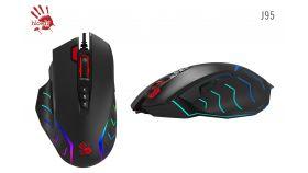 Геймърска мишка Bloody J95, Оптична, Жична, USB