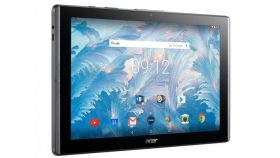 "LOW PRICE! Tablet Acer Iconia B3-A40-K0VD WiFi/10.1"" IPS (HD 1280 x 800) MTK MT8167 Quad-Core Cortex A35 1.3 GHz/1x2GB/32GB eMMC, Cam (2MP front, rear 5 MP 1080p FHD)/G-sensor, Micro USB, microSD™, Android™ 7.0 (Nougat), Black"