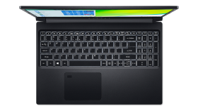 """NB Acer Aspire 7,A715-41G-R1QU,AMD Ryzen™ 5 3550HNone(Boot-up only),15.6"""" FHD Acer ComfyView IPS LED LCD,NVIDIA® GeForce® GTX 16504G-GDDR6,8 GB DDR4 Memory,256GB PCIe NVMe SSDCharcoal Black 15 PC+ABS Painting48Wh Li-ion battery"""