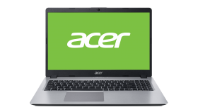 """LOW PRICE! NB Acer Aspire 5 A515-52G-380A /15.6"""" FHD Acer ComfyView LED LCD/Intel® Core™ i3-8145U/2GB GDDR5 NVIDIA® GeForce MX 130/8GB(1x8GB)DDR4/  1000GB+(m.2 slot SSD free)/4L/LINUX, Pure Silver"""