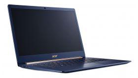 "NB Acer Swift 5 SF514-53T-53S4/14.0"" IPS Full HD 1920x1080 (Multi-Touch) Corning Gorilla Glass/ Intel Core™ i5-8265U /8GB DDR4 /512 SSD NVMe/ Intel HD Graphics 620/Keyboard backlight/Finger Print/Windows 10/ Мetallic body (Anodizing) Silver"