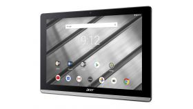 """Tablet Acer Iconia B3-A50FHD-K5XK (Silver) WiFi/10.1"""" WUXGA IPS FHD (1920x1200)/MTK MT8167A quad-core Cortex A35 1.5 GHz/1x2GB LPDDR3, 32GB eMMC/ Cam (2MP front), rear 5 MP (2560 x 1920) 1080p FHD/2-cell battery/802.11AC/BT® 4.1/Android™ 8.1 Oreo™/ S"""