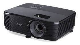 PJ Acer X1223H DLP® 3D Ready, HDMI 3D, Resolution: XGA(1024x768), Format: 4:3, Contrast: 20 000:1, Brightness: 3 600 lumens, Input: HDMI®, D-sub, RS232, 3W Audio, RCA, Acer ColorBoost II+, Acer ColorSafe II, Acer EcoProjection, Acer BluelightShield,