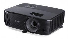 PJ Acer X1323WH DLP 3D ready, WXGA(1280x800), Format: 16:10, Contrast: 20 000:1, Brightness: 3 700 lumens, HDMI, VGA /Component Video (D-sub); USB (Mini-B), RS232 (D-sub), Composite Video (RCA), Remote control, 2 years warranty