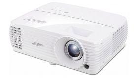 PJ Acer H6810, DLP, 4K Ultra HD (3840 x 2160), Brightnes: 3500 lumens; Contr.:10 000:1; Aspect ratio16:9 (Native), 4:3 (Supported) Input Interf.: HDMI 2.0, HDR, Rec. 2020 compatible, Noise level 33 dBA (Standard), 29 dBA (ECO), 23 dBA (Silent Mode);