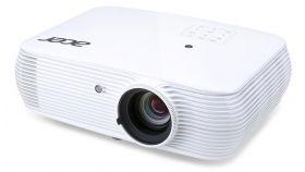 ACER P5330W DLP Projektor 4500ANSI Lumen WXGA 1280x800 20000:1 1x HDMI/MHL 1x HDMI 1.4a VGA RJ45 white