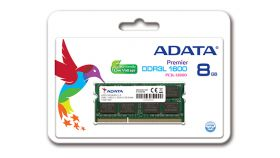 8GB DDR3L 1600 A-DATA SODIMM