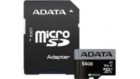 64G SDXCM+A UHS-I U3 V30 ADATA