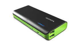 A-DATA POWER BANK PT100 BLK/GRE