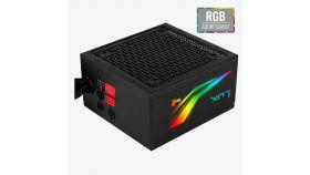 Модулно RGB захранване Aerocool LUX 650W LUX-RGB-650