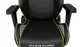 Геймърски стол AKRACING, OVERTURE, Зелен