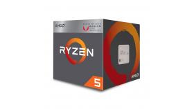 Процесор AMD Ryzen 5 4C/8T 3400G YD3400C5FHBOX