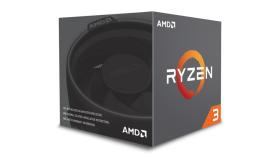 Процесор AMD RYZEN 3 1200 4-Core 3.1 GHz (3.4 GHz Turbo) 10MB/65W/AM4/BOX