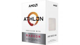 Процесор AMD Athlon 3000G, 2-Core 3.5 GHz, 5MB/35W/AM4/BOX