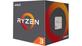 Процесор AMD RYZEN 3 1200 4-Core 3.1 GHz (3.4 GHz Turbo) 10MB/65W/AM4/BOX