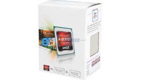 Процесор AMD A4-series X2 5300, 3.6Ghz, 1Mb, 65W, FM2, HD 7480D Graphics