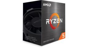 Процесор AMD RYZEN 5 5600X MPK, 6-Core 3.7 GHz (4.6 GHz Turbo), 35MB, 65W, AM4