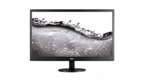 Монитор AOC 19.5 TN ;WLED;1600x900@60Hz;90/50;5 ms;200;Black;Vesa 100x100;D-SUB;;;VGA;Warranty 3 Years