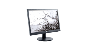 "Монитор AOC 19.5""LCD 1920x1080 16:9 250cd 20M:1 5ms VGA, DVI, Black, 3 years"