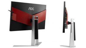 "Монитор AGON 24.5"" 240Hz TN 1920x1080 16:9 NVIDIA G-SYNC 400cd 50M:1 1ms, HDMI, DP, Speakers, Ultra Narrow Bezel"