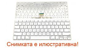 """Клавиатура за Apple Macbook A1342 (13.3"""") WHITE US WITHOUT FRAME  /5101020K002/"""