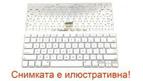 Клавиатура за Apple Macbook A1181 WHITE WITHOUT FRAME UI (BIG ENTER) с КИРИЛИЦА  /5101020K001_1BG_2/