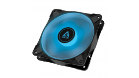 Вентилатор ARCTIC P12 Black RGB 120mm