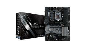 Дънна платка ASROCK B360M-PRO4, Socket 1151 (300 Series), 4 x DDR4