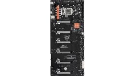 Дънна платка ASRock H510 Pro BTC+, LGA1200, 6 PCIe 3.0 x16, 1 Mining Port