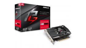 Видео карта ASROCK Phantom Gaming AMD Radeon™ RX 550 2GB GDDR5