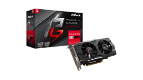 Видео карта ASROCK Phantom Gaming D AMD Radeon™ RX 570 4GB GDDR5