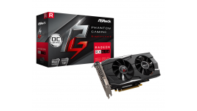 Видео карта ASROCK Phantom Gaming D AMD Radeon™ RX 570 OC 8GB GDDR5