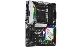 ASROCK Main Board Desktop B450 4xDDR4, HDMI/DP ,2xPCIe x16,4xPCIe x1, 2xM.2, 6 SATA3, USB 3.1,Type-C 1xCOM Port Header, 1 x PS/2 ATX