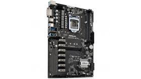 ASROCK H110 PRO BTC+, Socket 1151, ATX, DDR4