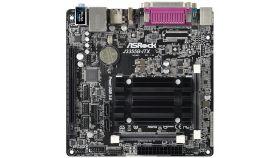 ASROCK Main Board Desktop (J3355 2.5GHz, DDR3 SO DIMM, 1xPCI 2.0x1,HDMI,VGA, 8ch, GLan,SATAIII,COM, LPT) Mini-ITX Box