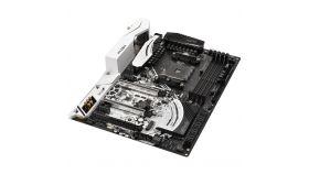 ASROCK Main Board Desktop AM4 X370 (SAM4,4xDDR4,2xPCI 3.0x16, 2xPCI Ex1, SATA III,M2,USB3.0,GLAN) ATX Retail