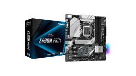 ASROCK Z490M PRO4/ LGA1200