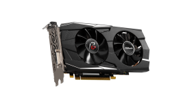 ASROCK Video Card AMD PHANTOM GAMING D RADEON RX 570 8G OC GDDR5 256bit HDMI /Dual DVI-D / 3 x DP Retail