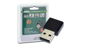ASSMANN DN-70542 :: Wireless mini USB адаптер 300N USB 2.0
