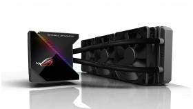 Охладител за процесор Asus ROG RYUJIN 360 Aura Sync, OLED LiveDash