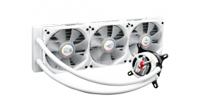 ASUS ROG STRIX LC 360 RGB GUNDAM EDITION, система с водно охлаждане