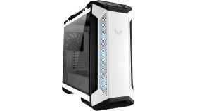 Кутия ASUS TUF Gaming GT501 RGB White Edition, Mid-Tower