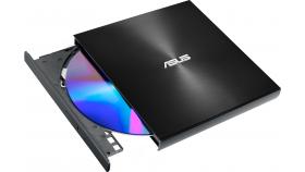 Външно записващо устройство ASUS ZenDrive U8M ultraslim, DVD drive & writer, USB C, Черно