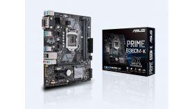 Дънна платка ASUS PRIME B360M-K , Socket 1151 (300 Series), 2 x DDR4
