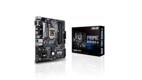 Дънна платка ASUS PRIME B365M-A, Socket 1151 (300 Series), Aura Sync, 4 x DDR4
